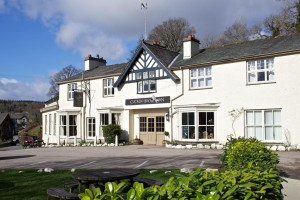 The main advantage at the Cuckoo Brow Inn is its family-friendliness