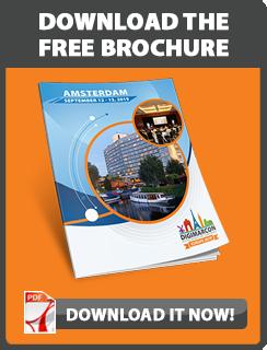 DigiMarCon Europe 2019 · Amsterdam, Netherlands · September 12 - 13