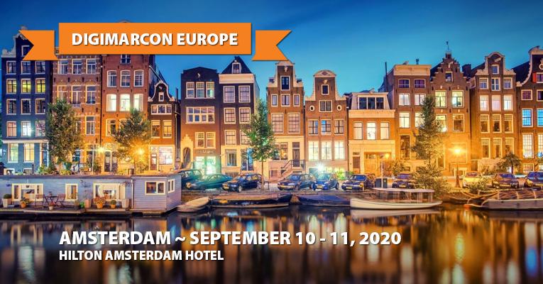 DigiMarCon Europe 2021